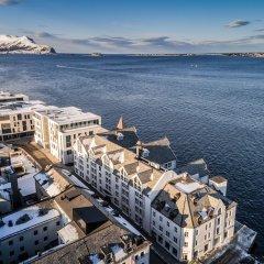 Отель Quality Hotel Ålesund Норвегия, Олесунн - 1 отзыв об отеле, цены и фото номеров - забронировать отель Quality Hotel Ålesund онлайн пляж
