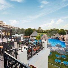 Отель Danat Al Ain Resort ОАЭ, Эль-Айн - отзывы, цены и фото номеров - забронировать отель Danat Al Ain Resort онлайн бассейн фото 3