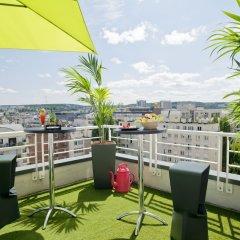 Radisson Blu Hotel, Paris Boulogne Булонь-Бийанкур балкон