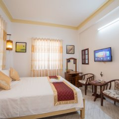 Отель Truong Thinh Homestay Хойан комната для гостей