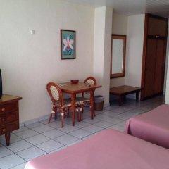 Отель Tiare Tahiti Французская Полинезия, Папеэте - отзывы, цены и фото номеров - забронировать отель Tiare Tahiti онлайн комната для гостей фото 4