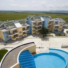 Отель Sunset Complex Болгария, Кошарица - отзывы, цены и фото номеров - забронировать отель Sunset Complex онлайн бассейн фото 2