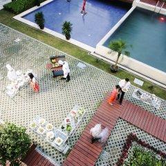 Grand Mercure Shanghai Century Park Hotel детские мероприятия