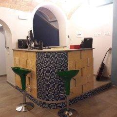 Hostel Melting Pot Rome гостиничный бар
