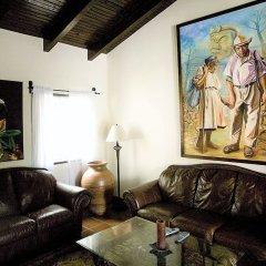 Отель Hacienda La Esperanza Гондурас, Копан-Руинас - отзывы, цены и фото номеров - забронировать отель Hacienda La Esperanza онлайн интерьер отеля