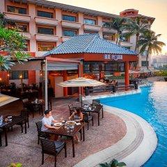 Отель Swissotel Merchant Court Singapore бассейн фото 2