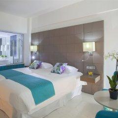 King Evelthon Beach Hotel & Resort комната для гостей фото 13