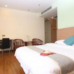 Guangzhou Yi An Business Hotel комната для гостей