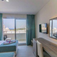 Kolibri Hotel Турция, Аланья - отзывы, цены и фото номеров - забронировать отель Kolibri Hotel - All Inclusive онлайн балкон