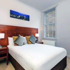 Отель Stewart Aparthotel Эдинбург комната для гостей фото 2