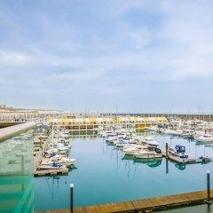 Отель Rethink Living - Luxury Brighton Marina балкон