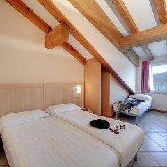 Hotel Residence Zust Вербания комната для гостей фото 4