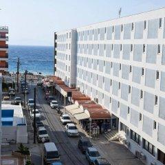 Vassilia Hotel пляж