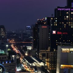 Отель Mercure Bangkok Siam фото 5
