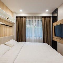 Отель Dusit Grand Park by GrandisVillas Паттайя комната для гостей фото 5