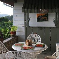 Отель Treetops Villa Порт Антонио балкон