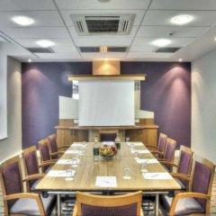 Отель Holiday Inn Express City Centre Riverside Глазго помещение для мероприятий фото 2