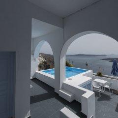 Отель Kastro Suites пляж фото 2