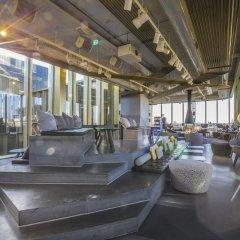 Отель W Amsterdam Нидерланды, Амстердам - отзывы, цены и фото номеров - забронировать отель W Amsterdam онлайн фитнесс-зал фото 3