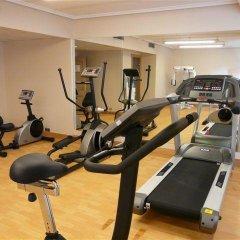 Отель Abando фитнесс-зал фото 3