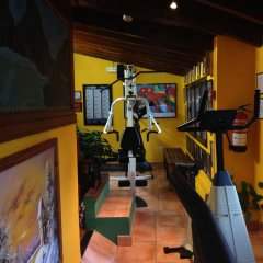 Hotel Aran La Abuela фитнесс-зал фото 2