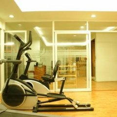 Отель IDYLL Паттайя фитнесс-зал фото 2