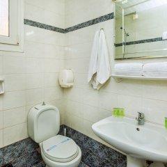 Отель Aegeon Hotel Греция, Салоники - 4 отзыва об отеле, цены и фото номеров - забронировать отель Aegeon Hotel онлайн ванная фото 2