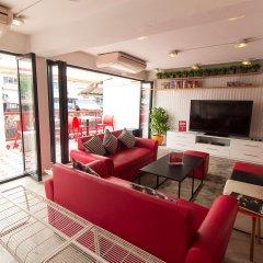 Отель Zen Rooms Damrongrak Road Бангкок комната для гостей фото 2
