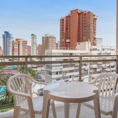 Отель RH Royal - Adults Only Испания, Бенидорм - отзывы, цены и фото номеров - забронировать отель RH Royal - Adults Only онлайн балкон
