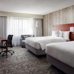 Отель Courtyard Milpitas Silicon Valley комната для гостей фото 2