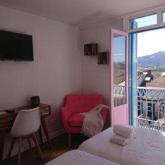 Отель San Nikolas Испания, Фуэнтеррабиа - отзывы, цены и фото номеров - забронировать отель San Nikolas онлайн комната для гостей фото 5