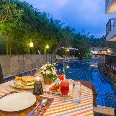 Отель Aonang All Seasons Beach Resort питание