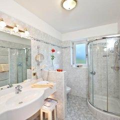 Отель Alpwellhotel Burggräfler Лана ванная