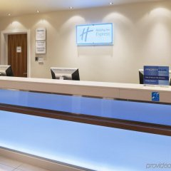Отель Holiday Inn Express Manchester CC - Oxford Road Великобритания, Манчестер - отзывы, цены и фото номеров - забронировать отель Holiday Inn Express Manchester CC - Oxford Road онлайн