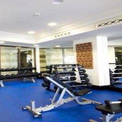 Отель DHH - Al Tajer Дубай фитнесс-зал