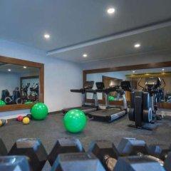 Отель Embassy Suites by Hilton Santo Domingo фитнесс-зал фото 3