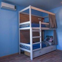 Doma Hostel Екатеринбург сейф в номере