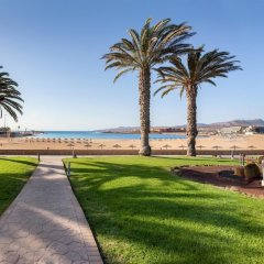 Отель Barcelo Fuerteventura Thalasso Spa Коста-де-Антигва пляж фото 2