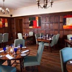 Отель Burythorpe House гостиничный бар