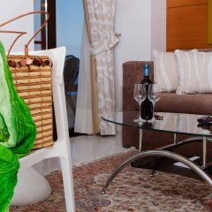 Отель Bellevue Suites Греция, Родос - отзывы, цены и фото номеров - забронировать отель Bellevue Suites онлайн комната для гостей фото 5