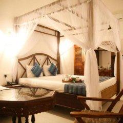 Отель Oasey Beach Resort Шри-Ланка, Бентота - отзывы, цены и фото номеров - забронировать отель Oasey Beach Resort онлайн комната для гостей фото 3