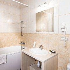 Гостиница Гамильтон в Перми 3 отзыва об отеле, цены и фото номеров - забронировать гостиницу Гамильтон онлайн Пермь ванная фото 2