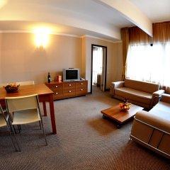 Отель Snezhanka Болгария, Пампорово - отзывы, цены и фото номеров - забронировать отель Snezhanka онлайн комната для гостей фото 2