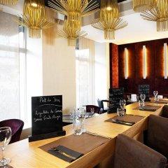 Отель Citiz Hotel Франция, Тулуза - отзывы, цены и фото номеров - забронировать отель Citiz Hotel онлайн питание фото 3