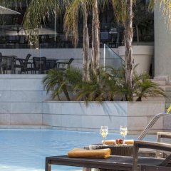 Galaxy Hotel Iraklio бассейн