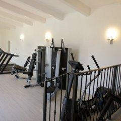 Villa Tolomei Hotel & Resort фитнесс-зал