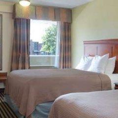 Отель Howard Johnson by Wyndham Washington DC США, Вашингтон - отзывы, цены и фото номеров - забронировать отель Howard Johnson by Wyndham Washington DC онлайн комната для гостей фото 4
