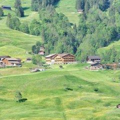 Отель Aspen Alpine Lifestyle Hotel Швейцария, Гриндельвальд - отзывы, цены и фото номеров - забронировать отель Aspen Alpine Lifestyle Hotel онлайн балкон