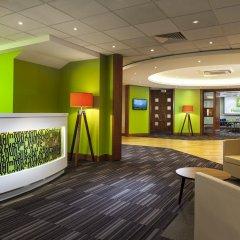 Отель Holiday Inn London-Bloomsbury Великобритания, Лондон - 1 отзыв об отеле, цены и фото номеров - забронировать отель Holiday Inn London-Bloomsbury онлайн интерьер отеля фото 2