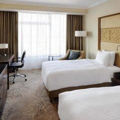 Гостиница Марриотт Астана Казахстан, Нур-Султан - отзывы, цены и фото номеров - забронировать гостиницу Марриотт Астана онлайн комната для гостей фото 3